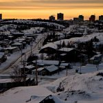 yellowknife : northwest territories : canada : 2008