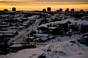 yellowknife : northwest territories : canada : 2008