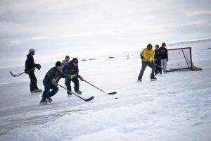 baker lake : nunavut : canada : 2009