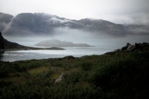 tunulliarfik fjord : greenland : 2012