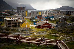 nuuk : greenland : 2012