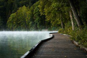 lake bled : slovenia : 2010
