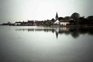 bosham : england : united kingdom : 2013