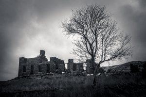 cwmorthin : wales : united kingdom : 2015